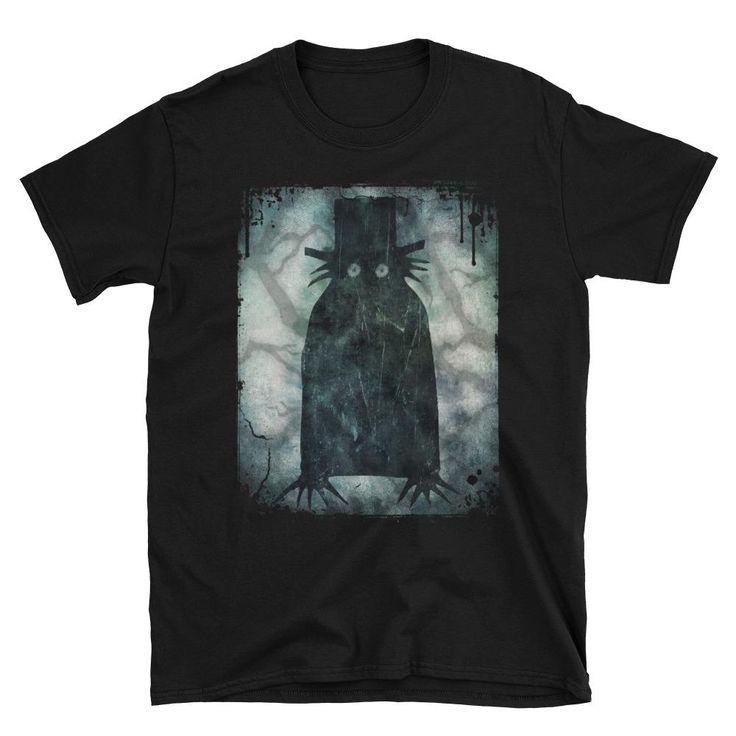 The Babadook Short-Sleeve Unisex T-Shirt