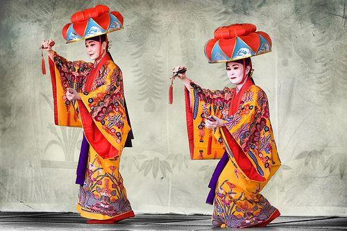 Yotsudake Dance (by karen walzer)