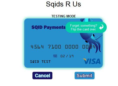 How do I use Virtual POS? | SQID Payments