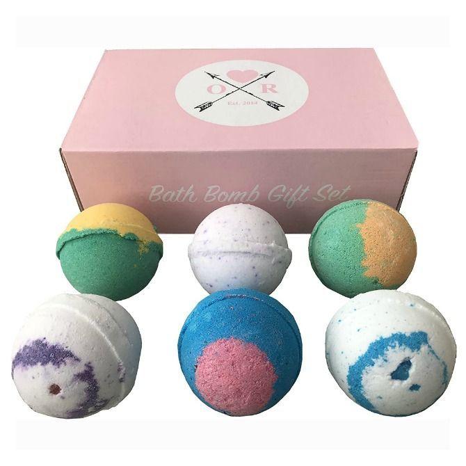 Oliver Rocket Bath Bomb Set In 2020 Best Bath Bombs Bath Bomb Sets Handmade Bath Products