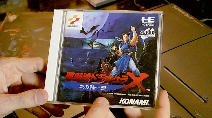 Castlevania: Rondo of Blood (PC Engine Duo / TurboDuo) James & Mike Mondays Castlevania: Rondo of Blood was a Japan exclusive CD game for the PC Engine Duo (TurboDuo in the US). PC Engine was the name for the Turbo Grafx 16 in Japan. It's unfortunate it wasn't released in the US, because it's one of the best games in the Castlevania franchise. Castlevania: Rondo of Blood is the prequel to Castlevania: Symphony of the Night.