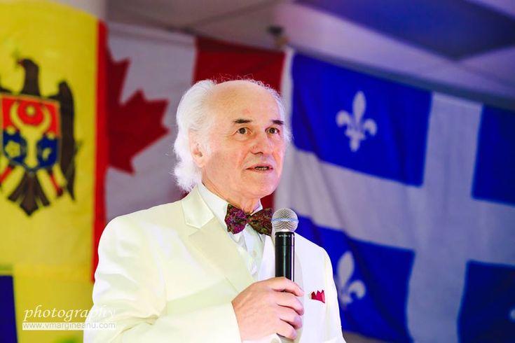 Eveniment istoric! Eugen Doga, în concert în Canada! Cum a fost întâlnit artistul/ FOTO. Moldova.org. 16.08.2015 | Eugen Doga