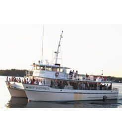 38 best rigs to reefs images on pinterest for Party fishing boats