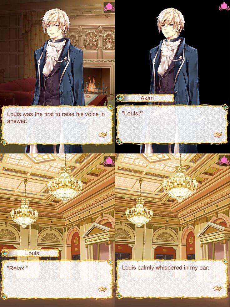 ルイ ハワルド ☆ 乙女ゲーム : Midnight Cinderella 「 Louis Howard 」 otome game