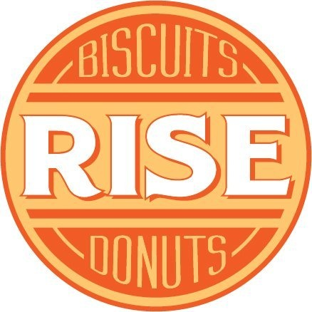 Rise in Durham, NC. Biscuits. Donuts. Yum! Went 8/9/14 post run. Egg and cheese biscuit was awesome.