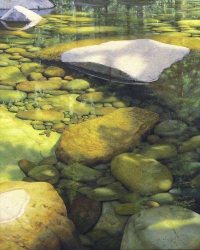 Каталог картин, нарисованные камни, нарисованные маслом