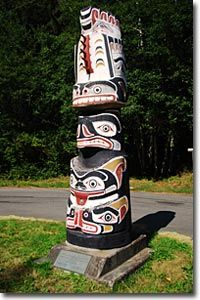 Culture in Port McNeill BC, Vancouver Island, British Columbia, Canada   www.gonorthisland.com