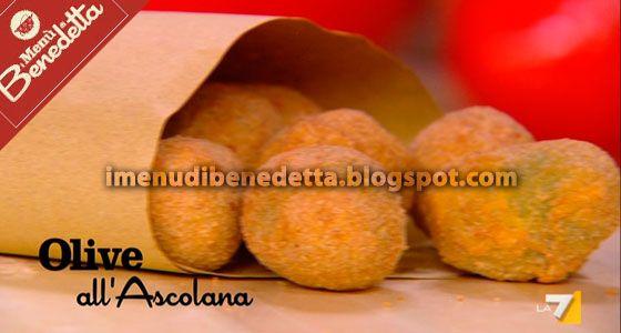 I Menu di Benedetta | Molto Bene: Olive Ascolane