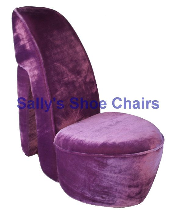 122 best images about high heel shoe chairs on