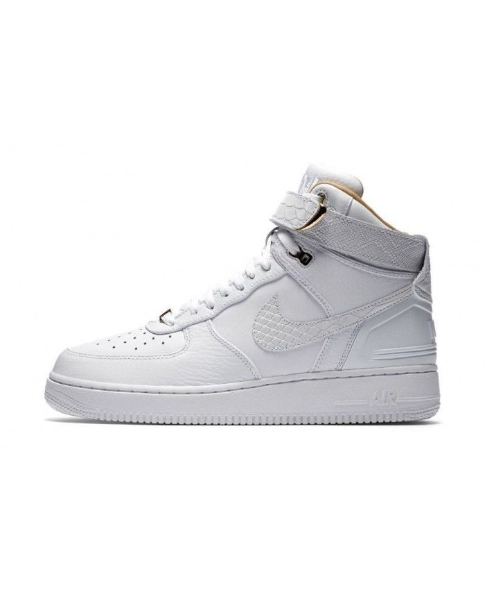 newest collection 09245 a8be0 Nike Air Force 1 High (Haute) Just Don x Blanc Homme