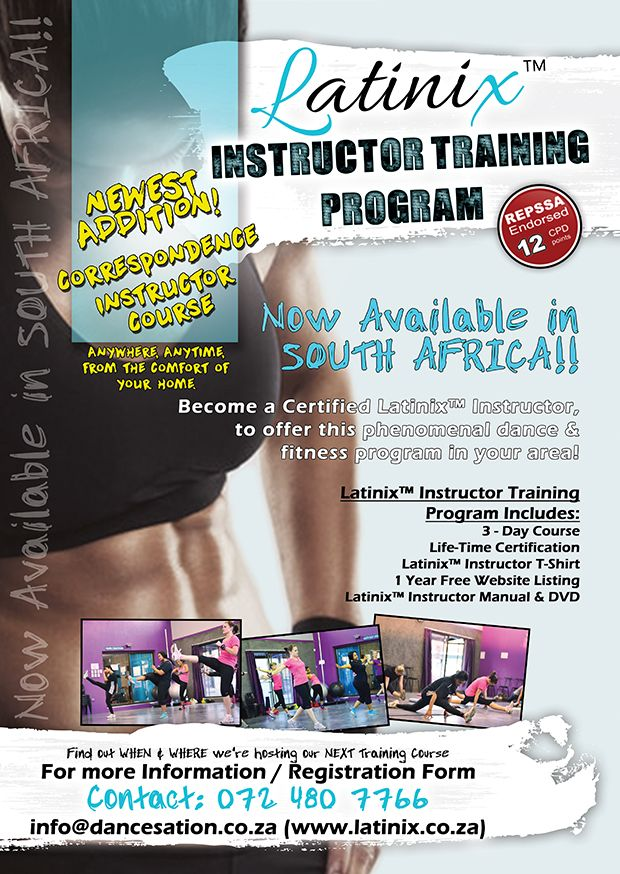 Best Dance  Fitness FlyersPosters Images On   Dance
