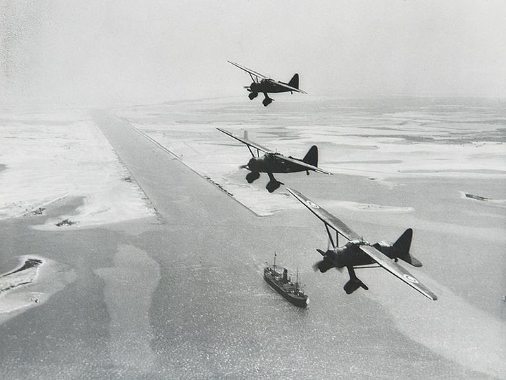 File:Three RAF Westland Lysanders over Suez canal (4873563428).jpg