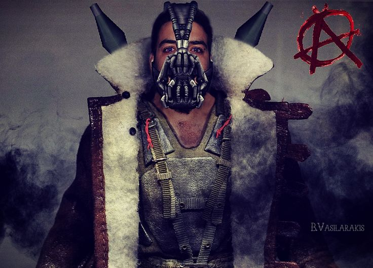 Batman Dark Side ~~ BANE