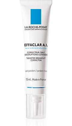Totul despre Effaclar A.I., un produs din gama Effaclar de la La Roche-Posay, recomandat pentru Piele grasa. Acces gratuit la sfaturile expertilor