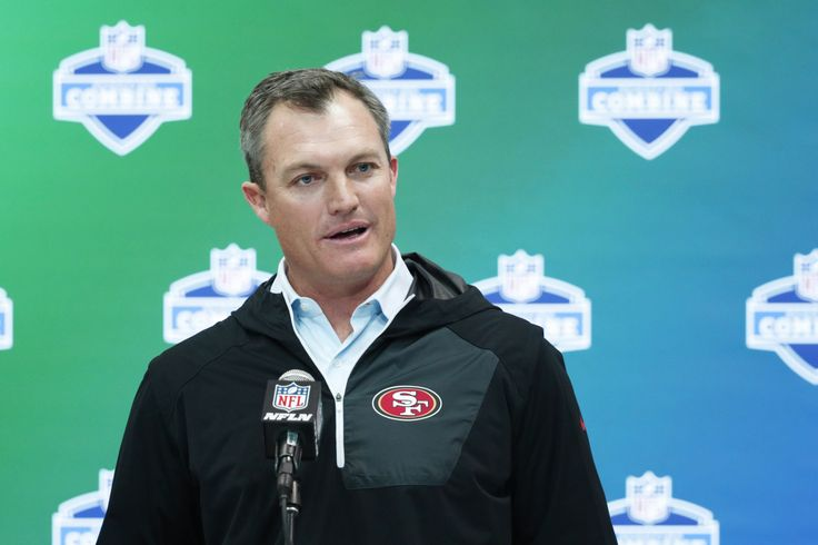 Key takeaways from 49ers GM John Lynch's Q-and-A before NFL draft
