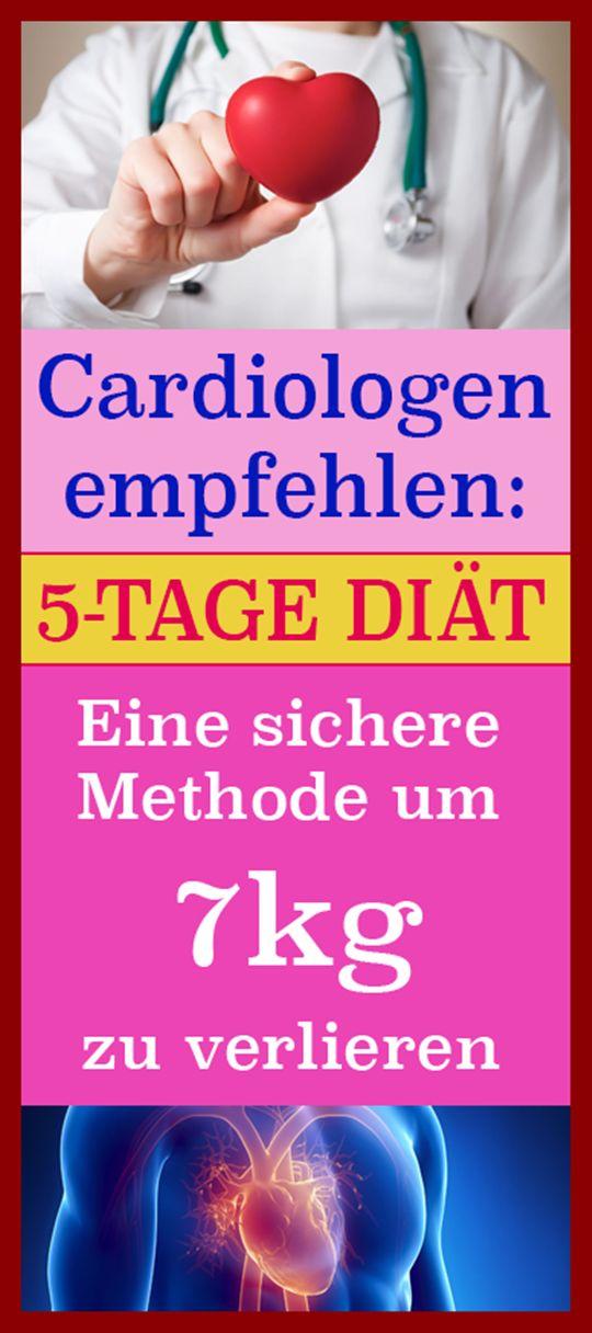 Eine 5-Tage-Diät, um 15 Pfund auf sichere Weise z…