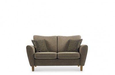 Malin modulsofa sofa couch norwegian design brunstad 2 seat brown fabric system+ www.helsetmobler.no