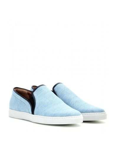 http://sellektor.com/all/mytheresa/strona-31 Huntington Denim Slip-on Sneakers