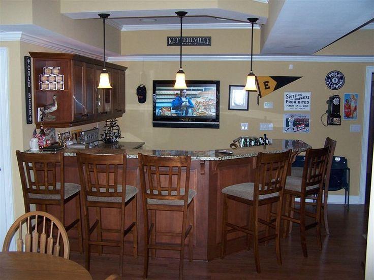 Simple basement bar plans woodworking projects plans - Simple basement designs ...