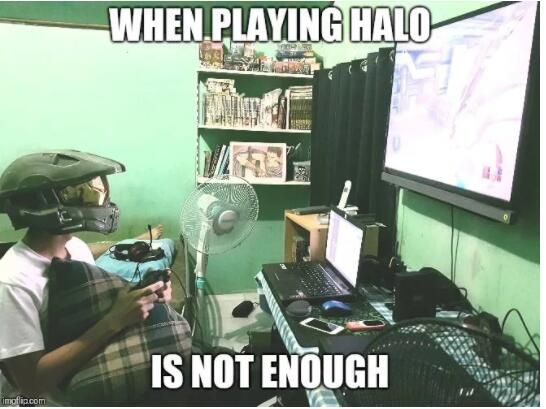 If they make a halo 6, then I hope that they bring back