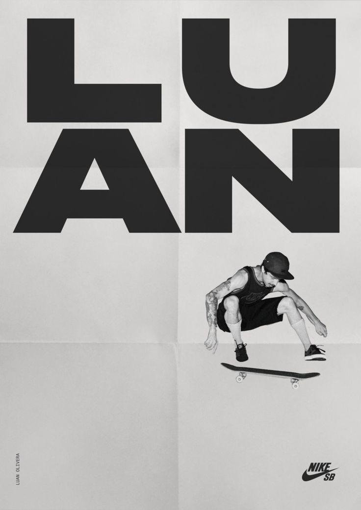 Nike SB. Luan Olivera