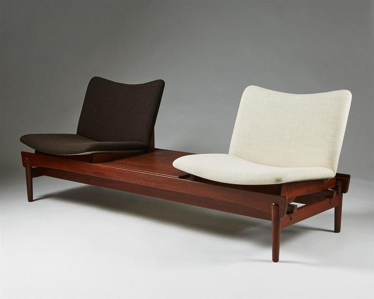 Good This Particular Model Was Used In The Saul Bass Case Study House # 20 In  California. L: 190 Cm/ D: 59 Cm/ 23