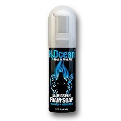 Tattoosupplies.EU Il kit di protezione della H2Ocean è stato creato per aver cura del tatuaggio dall'inizio alla fine.  CAN SHOP HERE : http://www.tattoosupplies.eu/H2Ocean-Blue-Green-Foam-Soap  H2Ocean Blue Green Foam Soap  Lavare il tatuaggio  Questo sapone antibatterico è stato progettato per lavare efficacemente il vostro tatuaggio  senza causare danni eccessivi o farlo seccare. Arricchito con Aloe aiuta effettivamente  ad idratare durante il lavaggio e disinfettare il tatuaggio.