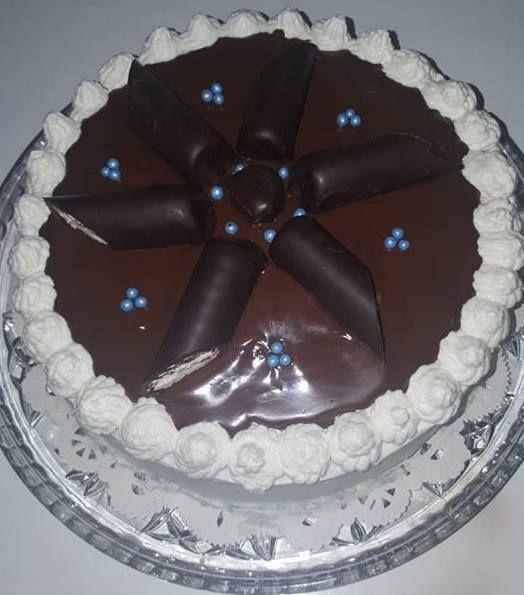 Túrórudi tortám, nem tudunk ellenállni ennek a finom édes csodának!