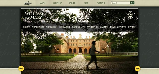 Creative College n University Web Designs