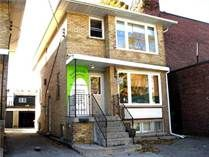 Fantastic Investment In High Park! 3 Self-Contained Units! Professional Space!