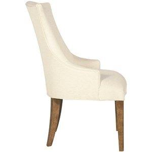 $590 Bernhardt Soho Luxe Upholstered Arm Chair