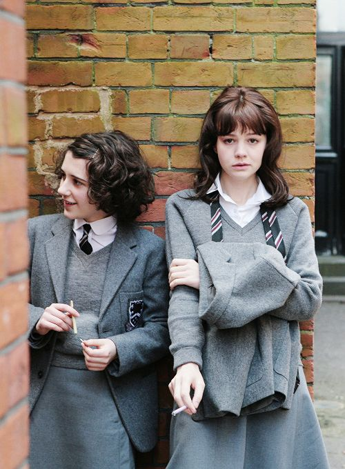 """Carey Mulligan in An Education - Think I just sobbed my way through this film. So amazing. """"I feel old, but not very wise."""""""
