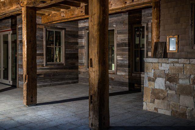 L & L Reclaimed Wood LLC. Reclaimed beams, siding and casings.