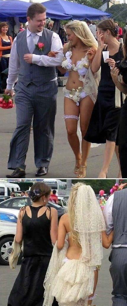 Epic Wedding Dress!
