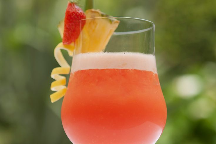 Going Tiki with a Rum Runner