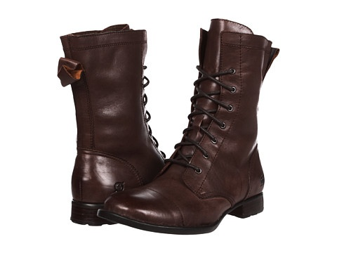 Born Zelia Dark Grey Burnished Leather - Zappos.com Free Shipping BOTH Ways