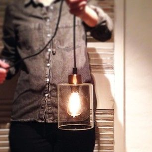 Lagerhaus lampa 199 kr