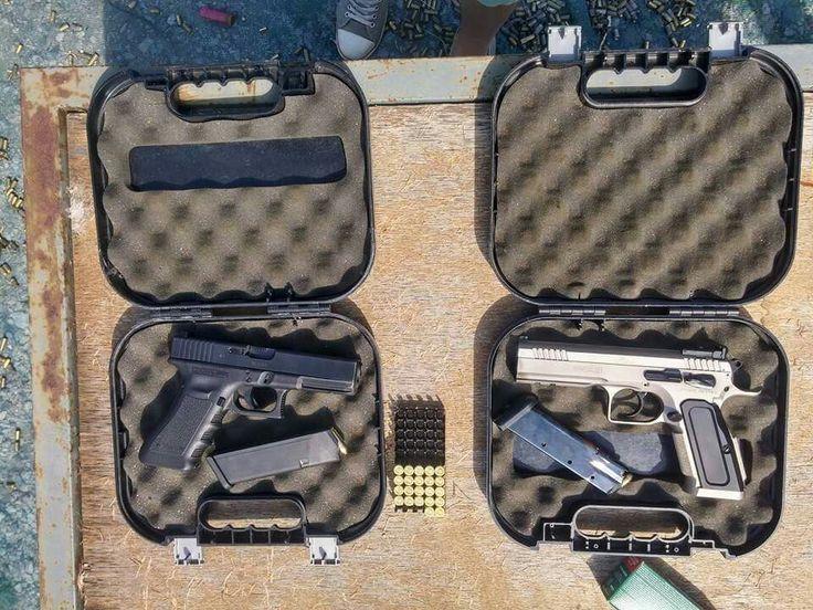 9mm glock & tanfoglio