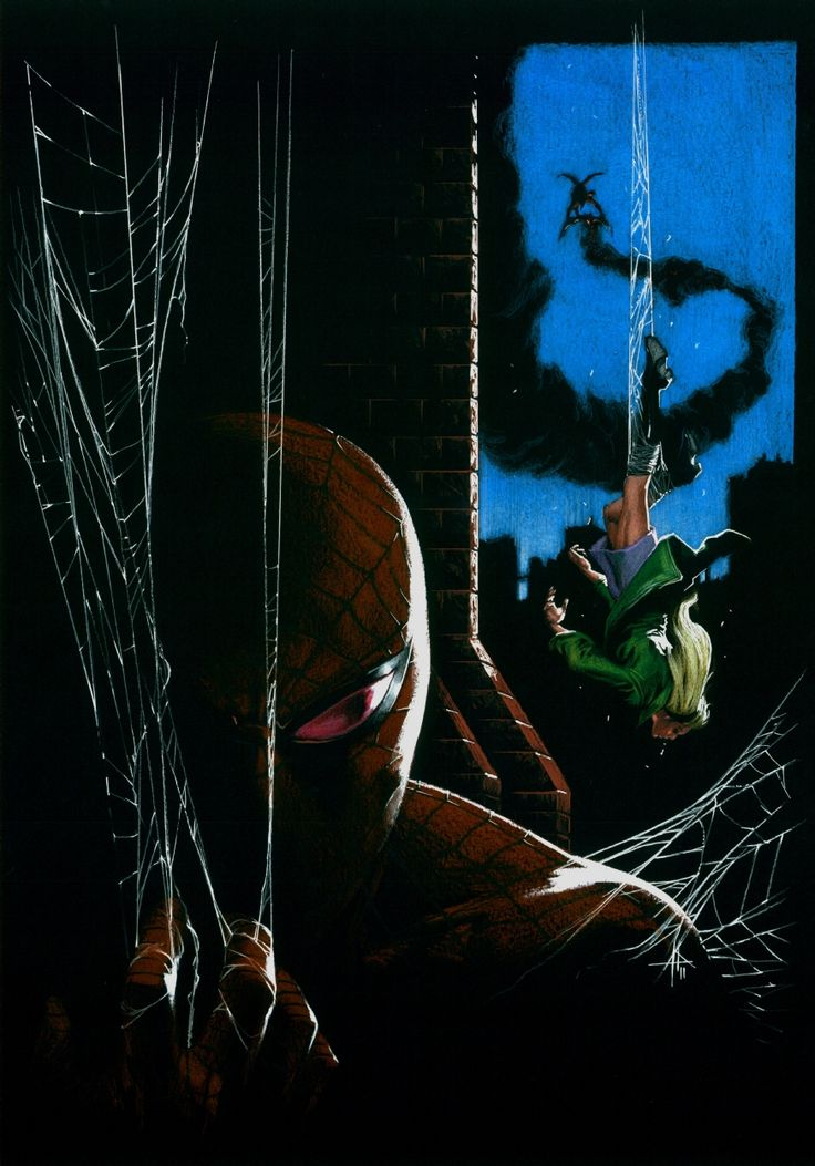 1000+ images about Comic Art: Spiderman on Pinterest ...