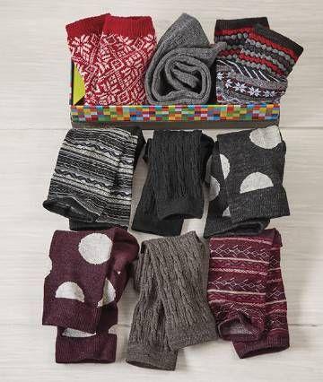 Women's SmartWool Socks—The Best Socks Ever! -- I like the Boudreaux color set