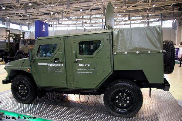 Интерполитех-2011 - Автомобильная техника часть 1 (Interpolitex-2011 - Vehicles static displays part 1) | Vitaly V. Kuzmin