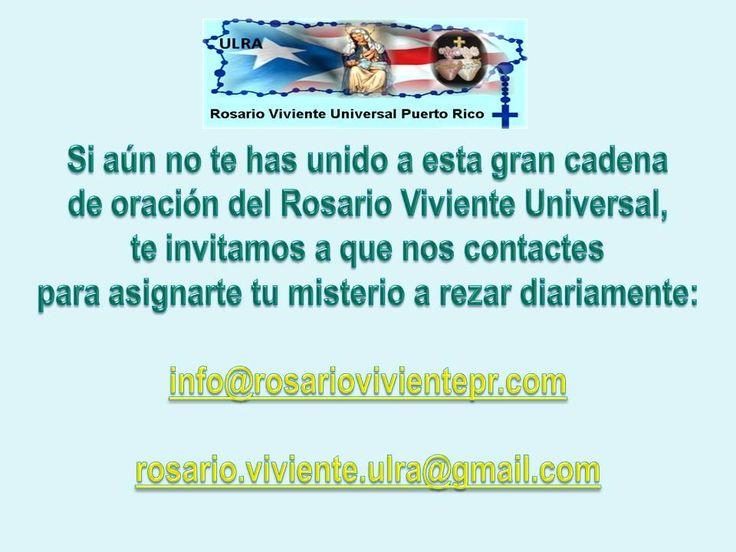 Imagen De Rosario Viviente Puerto Rico En Rosario Viviente