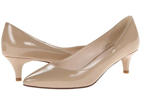 Cole Haan New Juliana Pump 45 Maple Sugar Patent - Zappos.com Free Shipping BOTH Ways