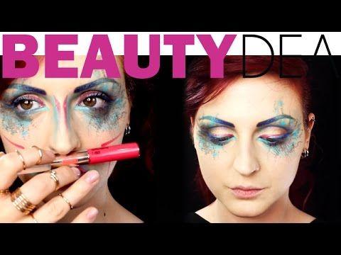 Trucco shooting fotografico: Makeup Artistico - http://www.beautydea.it/trucco-shooting-fotografico-makeup-artistico/ - Ecco un trucco artistico, ideale per uno shooting fotografico fashion! Segui il tutorial