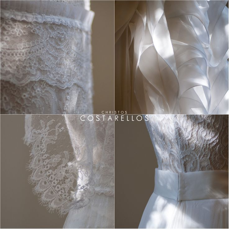 It's all the details that make each Christos Costarellos bridal gown unique! www.costarellos.com #costarellos #christoscostarellos #costarellosbride #bridalweek #bridalmarket #bridalfashion #newyork #nybridalweek #nybw #luxurywedding #luxuryfashion #bride #bridalgown #bridaldress #weddingdress #madeingreece #lace #athens #nyfi #nyfiko #luxury #bridetobe #london #miami #atlanta #brides #weddingideas #thatdress