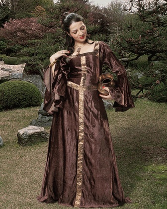 Mirabelle Medieval Dress -Historical Clothing Realm: Medieval Clothing, Medieval Costumes, Mirabelle Medieval, Mirabel Medieval, Mirabelle Dresses, Medieval Renaissance, Renaissance Dresses, Medieval Dresses, Dresses Costumes