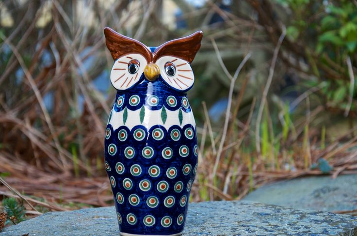 Be wise and choose a lovely owl from Polkadot lane