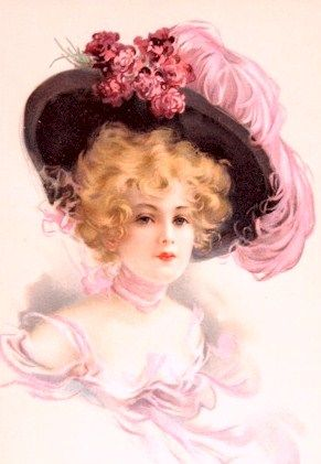 ...Vintage Lady...                                                                                                                                                      More