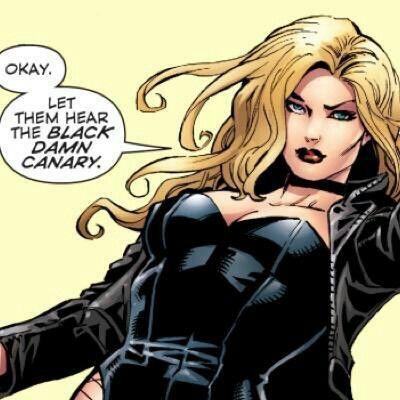 Dinah got some attitude