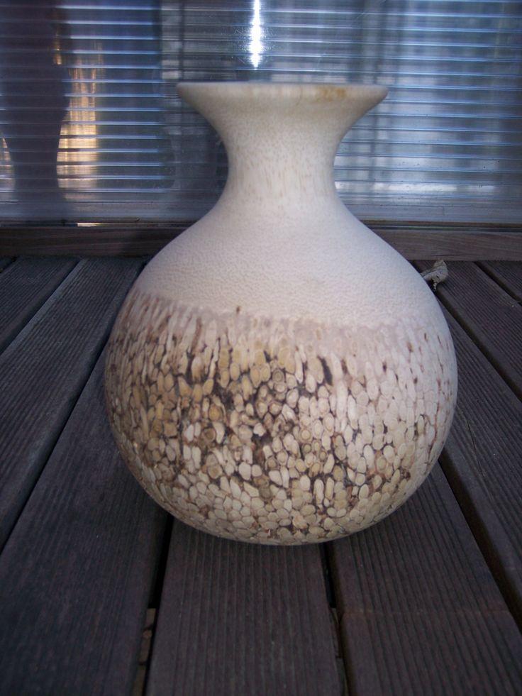 Vaso con radici di Palma di SdG 2013